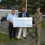 Hythe Ranges open day raises over £2,500 for ABF The Soldiers' Charity
