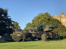 Landmarc joins DIO and the British Army at Longleat's Military Spectacular