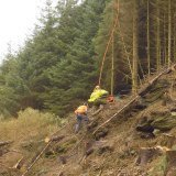 Innovative landslide prevention