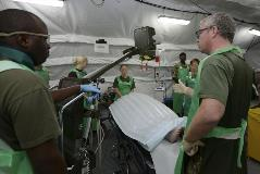 Landmarc and DIO support major medical exercise