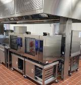 New kitchen facility enhances training experience for armed forces