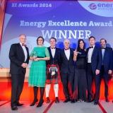 Landmarc and DIO scoop energy excellence award
