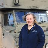 Former bomb disposal Officer Hannah, on what it's like to be a woman in defence