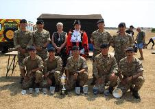 Hythe Ranges Open Day raises over £3,600 for ABF The Soldiers' Charity