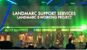 Landmarc Highly Commended at UK IT Industry Awards