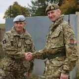 MOD investment on Salisbury Plain meets future military training needs