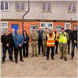 New urban training complex opens at Catterick Training Area